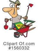 Man Clipart #1560332 by toonaday