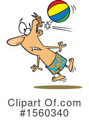 Man Clipart #1560340 by toonaday