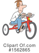 Man Clipart #1562865 by Johnny Sajem