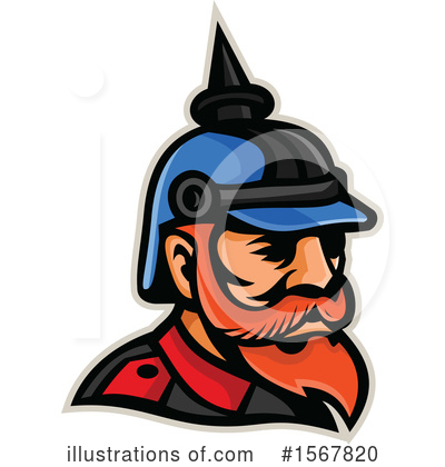 Royalty-Free (RF) Man Clipart Illustration by patrimonio - Stock Sample #1567820