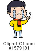 Man Clipart #1579181 by lineartestpilot
