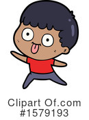 Man Clipart #1579193 by lineartestpilot