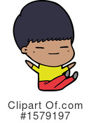 Man Clipart #1579197 by lineartestpilot