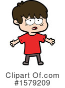 Man Clipart #1579209 by lineartestpilot