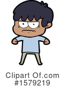 Man Clipart #1579219 by lineartestpilot