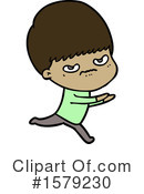 Man Clipart #1579230 by lineartestpilot