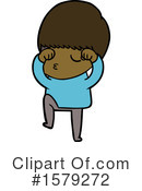 Man Clipart #1579272 by lineartestpilot