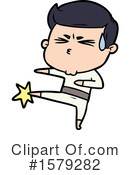Man Clipart #1579282 by lineartestpilot