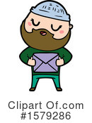 Man Clipart #1579286 by lineartestpilot