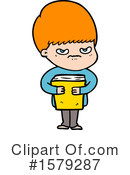 Man Clipart #1579287 by lineartestpilot
