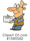 Man Clipart #1585582 by toonaday