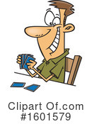 Man Clipart #1601579 by toonaday