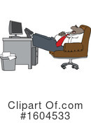 Man Clipart #1604533 by djart