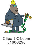 Man Clipart #1606296 by djart