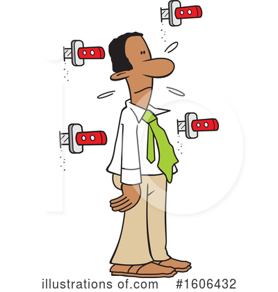 Royalty-Free (RF) Man Clipart Illustration by Johnny Sajem - Stock Sample #1606432