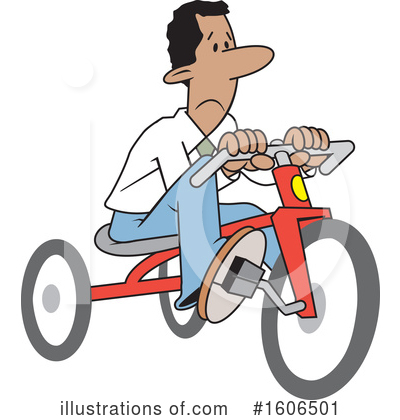 Business Man Clipart #1606501 by Johnny Sajem
