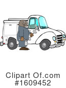 Man Clipart #1609452 by djart