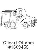 Man Clipart #1609453 by djart
