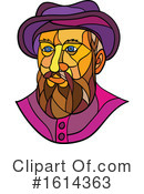 Man Clipart #1614363 by patrimonio