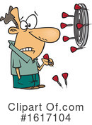 Man Clipart #1617104 by toonaday