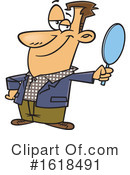 Man Clipart #1618491 by toonaday
