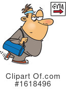 Man Clipart #1618496 by toonaday