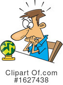 Man Clipart #1627438 by toonaday