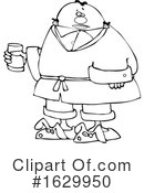 Man Clipart #1629950 by djart