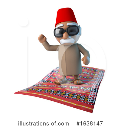 Moroccan Clipart #1638147 by Steve Young
