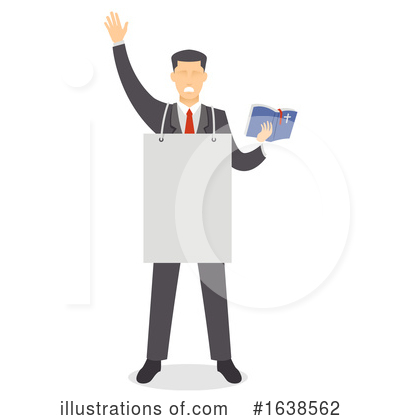 Royalty-Free (RF) Man Clipart Illustration by BNP Design Studio - Stock Sample #1638562