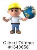 Man Clipart #1640656 by Steve Young