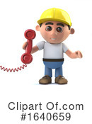 Man Clipart #1640659 by Steve Young
