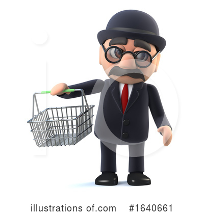Gentleman Clipart #1640661 by Steve Young