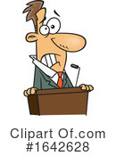 Man Clipart #1642628 by toonaday
