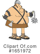 Man Clipart #1651972 by djart
