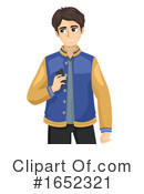 Man Clipart #1652321 by BNP Design Studio