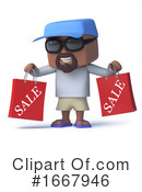 Man Clipart #1667946 by Steve Young