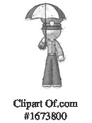 Man Clipart #1673800 by Leo Blanchette