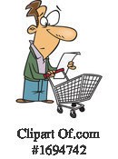 Man Clipart #1694742 by toonaday