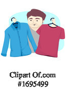 Man Clipart #1695499 by BNP Design Studio