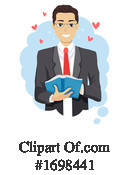 Man Clipart #1698441 by BNP Design Studio
