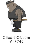 Royalty-Free (RF) man Clipart Illustration #17746