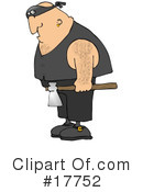 Royalty-Free (RF) man Clipart Illustration #17752
