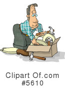 Man Clipart #5610 by djart