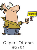 Man Clipart #5701 by toonaday
