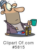 Man Clipart #5815 by toonaday
