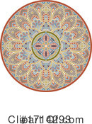 Mandala Clipart #1714293 by AtStockIllustration