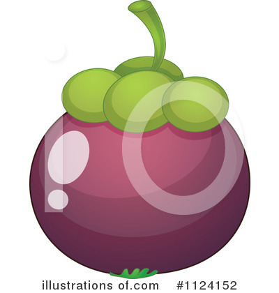 Fruit Clipart #1124152 by Graphics RF