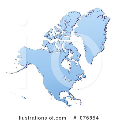 Map Clipart #1076854 by Jiri Moucka