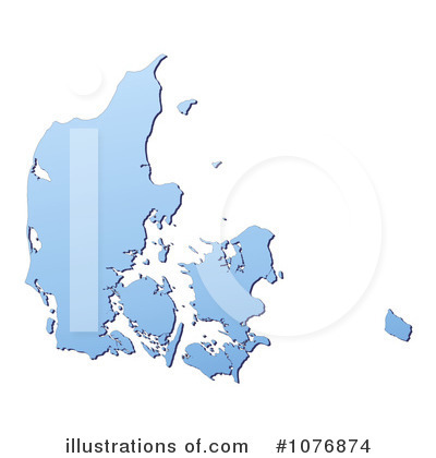 Map Clipart #1076874 by Jiri Moucka